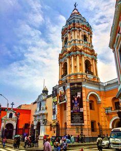 Convento de Santo Domingo , Lima - Perú