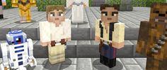 Sabías que Starwariza tu experiencia Minecraft en PlayStation