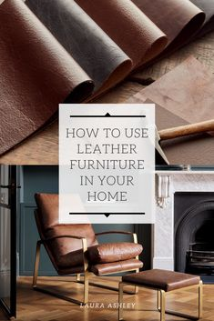 Whether you're looking to decorate a modern minimalist space or a victorian-style living area, leather furniture is perfect for adding a timeless touch to your interior, regardless of the style or theme. Leather furniture has been used for centuries without ever going out of fashion and continues to be popular in home of all styles and colour palettes.