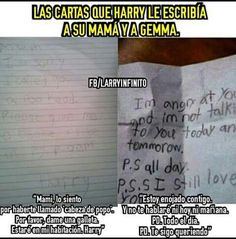 #554 03/02/2017 #557 16/02/2017 #352 22/02/2017 #173 09/03/2017 Aquí… #detodo # De Todo # amreading # books # wattpad One Direction Imagines, One Direction Humor, I Love One Direction, Direction Quotes, 1d Imagines, Larry Stylinson, Harry Styles Memes, Larry Shippers, Louis And Harry