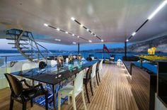 Iate de Luxo - Ocean Paradise - Diz Aí Gi