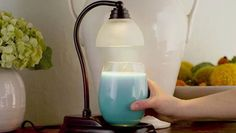 Candle Warmer lamp light~available at Village Craft and candle