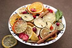 How to Dry Fruit for Potpourri | eHow