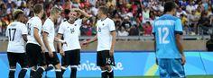 Fußball Olympia 2016-Vorrunde- Deutschland - Fiji Inseln 10.0