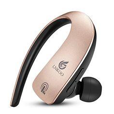 LNKOO Bluetooth Wireless Stereo In Ear Headset Earbuds Wi...