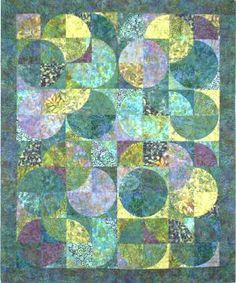 Quilts Batik On Pinterest Batik Quilts Quilt Patterns