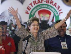"""Gravação de Jucá """"deixa evidente caráter golpista do impeachment"""", diz Dilma"""