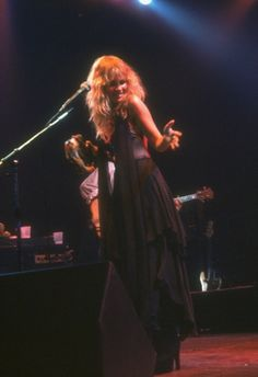 Stevie Nicks...epic look.