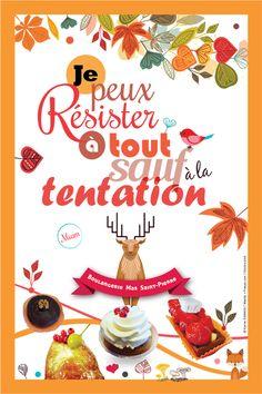 Du soleil, même en automne ! Et des nouveautés. - http://www.boulangeriemassaintpierre.fr/du-soleil-en-automne-nouveautes.php