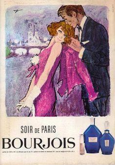 Bourjois Soir de Paris- HOF (Max Hofbauer)