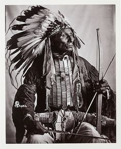 SIOUX (photo by Frank B Fiske) c.1980