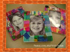 Peace, Love, and First Grade: My Favorite Gift for Parents Grandparents Day Crafts, Grandparent Gifts, Mothers Day Crafts, First Grade Gifts, T Shirt Makeover, Christmas Gifts For Parents, Classroom Gifts For Parents, Christmas Ideas, Christmas Crafts
