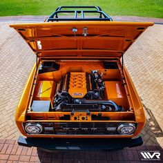 Velocity Restorations is a high end, classic car restoration center based in Pensacola, Florida. We specialize in classic Ford Broncos and vintage vehicles. Old Bronco, Bronco Truck, Early Bronco, Jeep Truck, Bronco Ii, Classic Bronco, Classic Ford Broncos, Ford Classic Cars, Classic Trucks