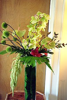 Flowers for Hotels, Businesses and Homes