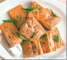 Terragon Salmon Steaks