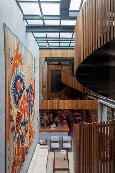 Galeria de Restaurante Bossa / Rosenbaum® + Muti Randolph - 4