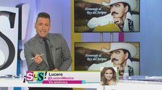 Lucero habla de lo privilegiada que fue al conocer a Joan Sebastian (VIDEO)