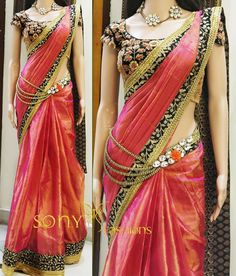 sony reddy saree