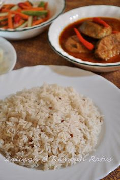 Nasi dagang &gulai ikan tongkol