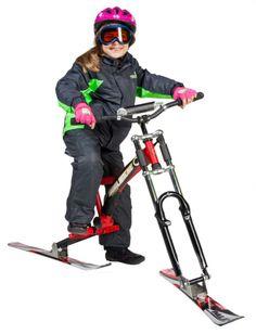 ski-biking