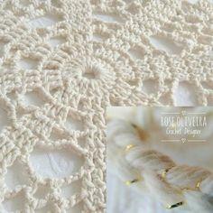 Tecendo Artes em Crochet: Centro de Mesa para o Natal com Barroco Brilho!