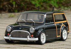 Classic Mini Austin Countryman