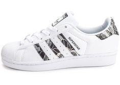 watch 4df19 c7243 Chaussures adidas Superstar Farm Company Print vue extérieure
