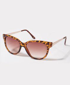 F7389 Cat Eye Sunglasses | FOREVER21 - 1000047389
