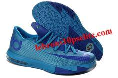 f7fdc3adbf86 Nike Zoom KD 6 Blue Royal Blue Kd Shoes