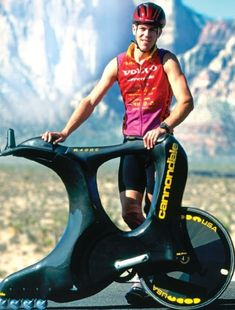 mid 1990s Cannondale Pong concept bike