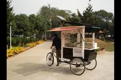 Mobile Tea-stall | Open Architecture Network