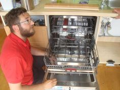 Der Einbau | mytest.de Kitchen Appliances, Diy Kitchen Appliances, Home Appliances