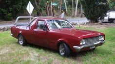 1971 Holden Kingswood HG