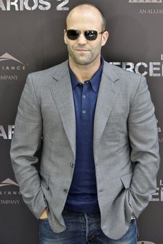 Jason Statham Photos - Celebs at the Photocall for 'The Expendables 2' - Zimbio