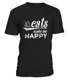 "# Wild Cats Make Me Happy Cute Cat Eye Tee Kitty Gifts T Shirt .  Special Offer, not available in shops      Comes in a variety of styles and colours      Buy yours now before it is too late!      Secured payment via Visa / Mastercard / Amex / PayPal      How to place an order            Choose the model from the drop-down menu      Click on ""Buy it now""      Choose the size and the quantity      Add your delivery address and bank details      And that's it!      Tags: T Shirt is designed…"