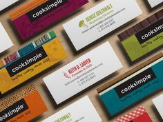 Cooksimple Business Cards