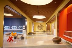 The Style Examiner: Contract Magazine Announces 2013 Interiors Awards Winners; Randall Children's Hospital in Portland, Oregon by ZGF Architects.