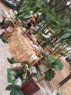 Baby Shower Ides For Boys Lion King Safari Theme 38 Ideas For 2019 Safari Theme Birthday, Jungle Theme Parties, Wild One Birthday Party, Baby Boy 1st Birthday, Jungle Party, Safari Party, Baby Party, Safari Centerpieces, Safari Table Decorations
