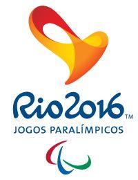 Logomarca oficial dos XV Jogos Paralímpicos (de 7 a 18 de setembro de 2016)