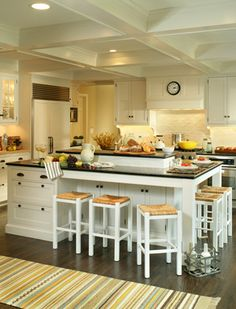large kitchen islands - Bing Images
