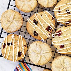Nantucket Cranberry-White Chocolate Cookies. Let these coastal-inspired cookies adorn your holiday table with their sweet appearance and delight your tastebuds with their decadent flavor.