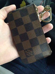 I own ✅ Louis Vuitton Key Pouch