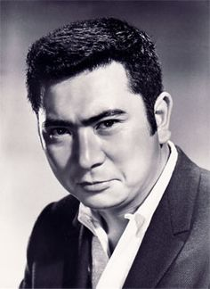 "Katsu Shintaro was a Japanese actor, singer, producer, and director. He is most notably known to worldwide audiences for his portrayal of the blind masseur ""Zatoichi"", in movies and a long running series on Japanese television. Street Fighter Movie, I Movie, Movie Stars, The Beatles Help, Toshiro Mifune, Japanese Warrior, Martial Arts Movies, Vintage Movies, Samurai"