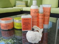 """""""I smell: summer, dancing, being happy! Yes- all in there!"""" @Beauty4Free2U's #SheaMoisture Body Review via @LuckyMag."""