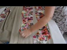 DIY : Cortando calça, vestido, regata e saia - Aula 12 - YouTube