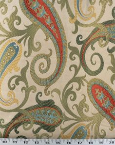 """Grand Estate Gold"" from www.warehousefabricsinc.com as recommended by Houzz."