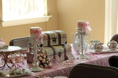 Bride To Be Tea | CatchMyParty.com