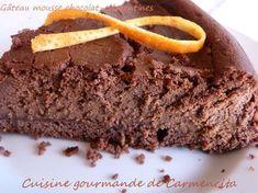 Cheesecake+ricotta+au+chocolat+et+clémentines