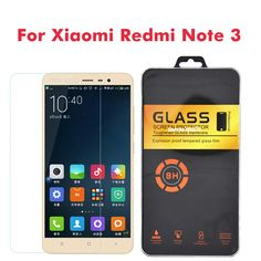 Retail Package For Xiaomi Redmi Note 3 Pro Glass For Redmi 3S Glass Tempered Note 4 3S Mi3 Mi4 Mi4C Mi5 Screen Protector *** Offer can be found by clicking the VISIT button