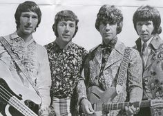 "The Spencer Davis Group...say the name and u can still hear the lead-in to ""Gimme Some Lovin.'"